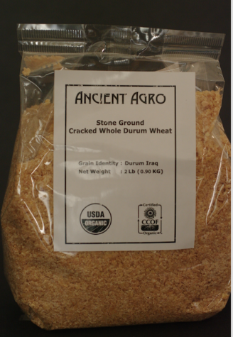 Cracked Wheat